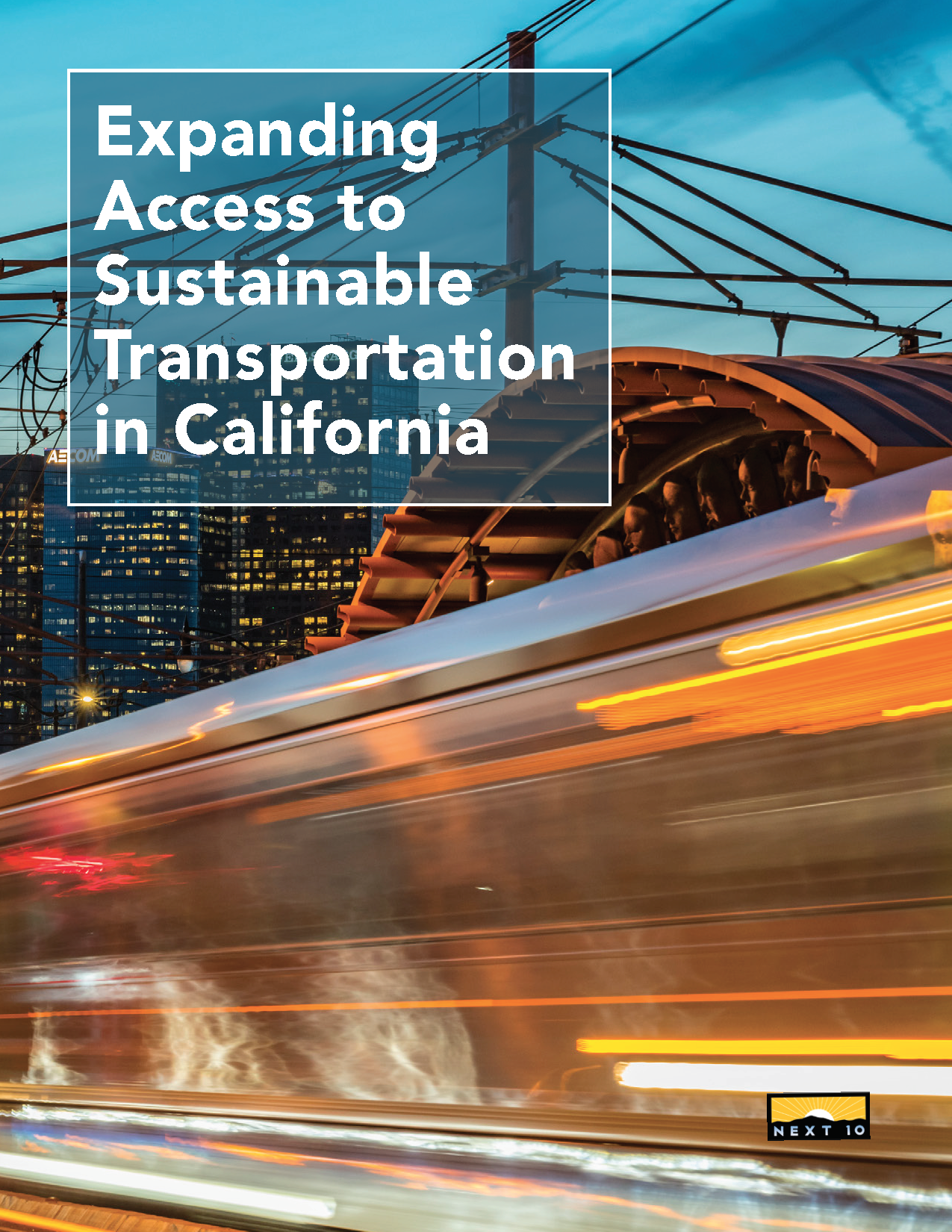 Expanding Access to Sustainable Transportation in California