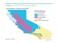 Fig 11 CPUC Climate Regions