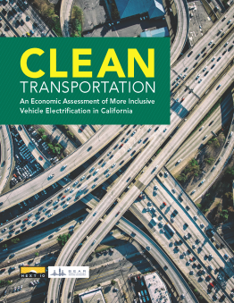 Clean Transportation EV Benefits Cover