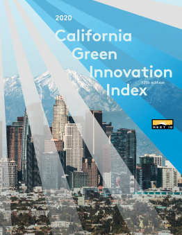 2020 California Green Innovation Index